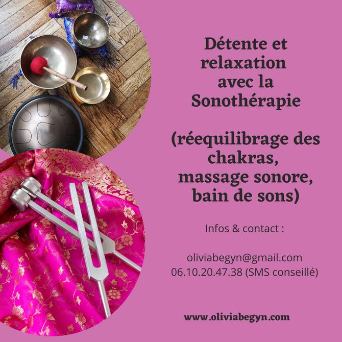 Sonothérapie 1 / Les diapasons