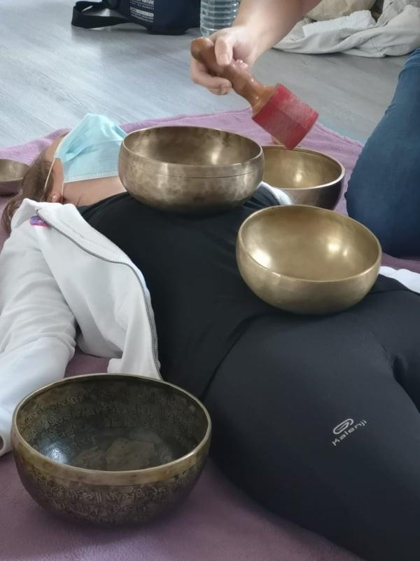 Sonothérapie 2/ Les bols tibétains