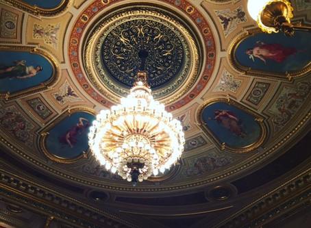 Voir un opéra à Prague? Je l'ai fait!