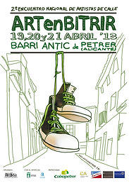 cartel artenbitrir 2013