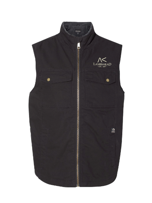 DRI DUCK - Trek Canyon Cloth™ Vest - Lambshead Logo