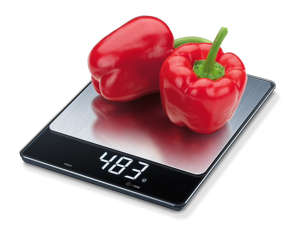 Beurer XL Stainless Steel Scale