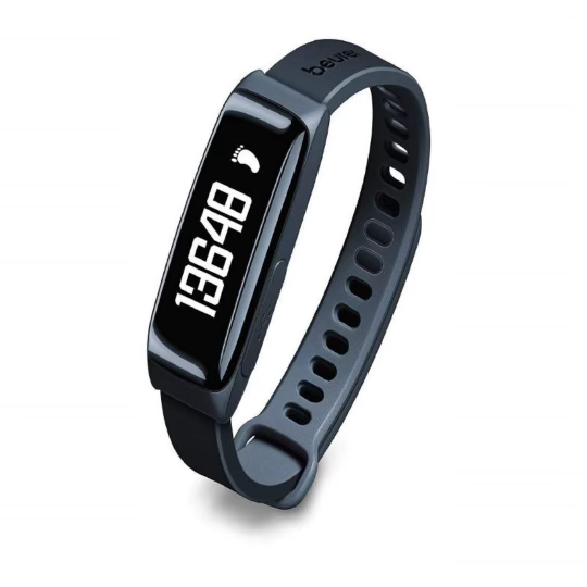 Fitness tracker for workouts monitors activity and sleep, perfect for tracking fitness progress and sleep cycles.