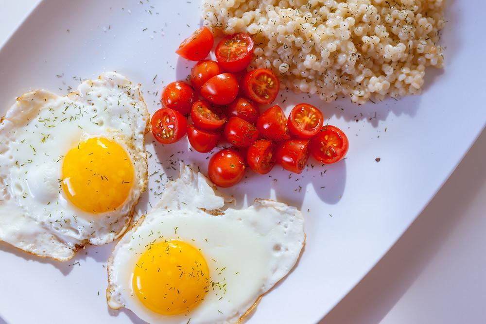 Healthy Egg Recipes