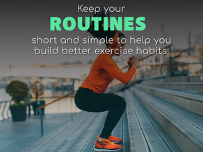 Better than Micro Workouts - Incidental Exercise