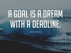 The biggest mistake most people make with goal setting.