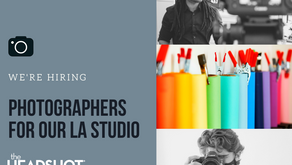 Join the Team Here in our Los Angeles Studio!