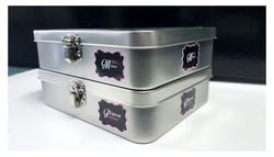 CYC Custom Labelling Nickel and Sapphire