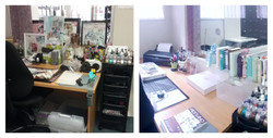CYC Desk Organising