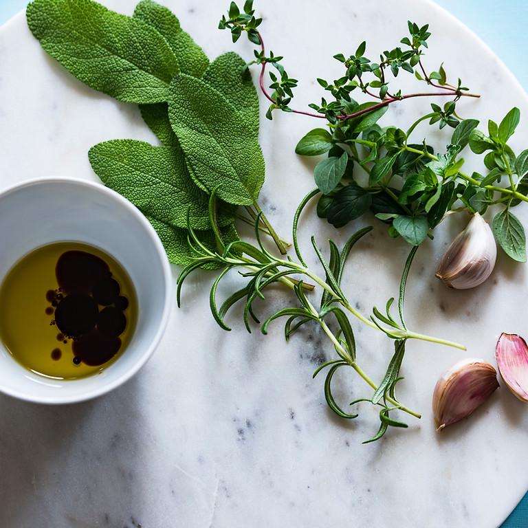 Café Causeries #114 Plantes et herbes #244 se nourrir
