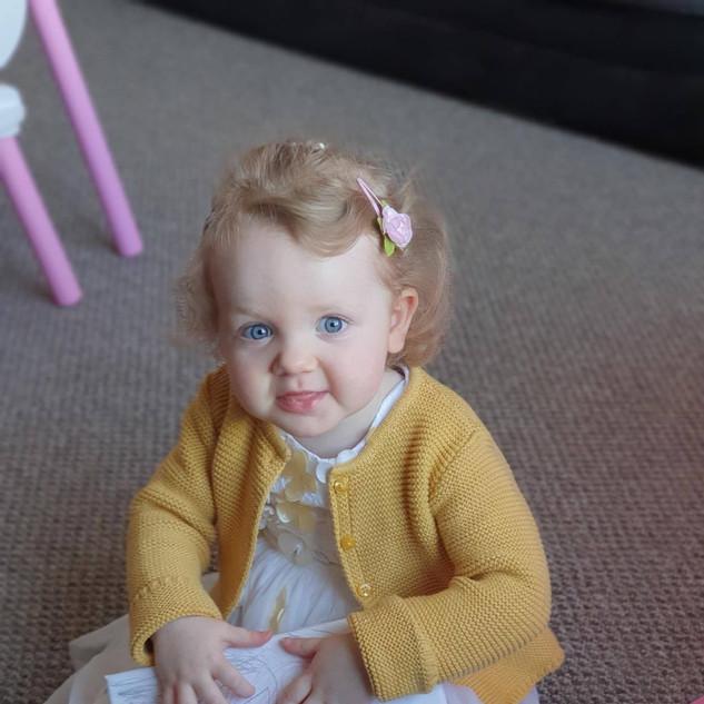 Grace - age 1
