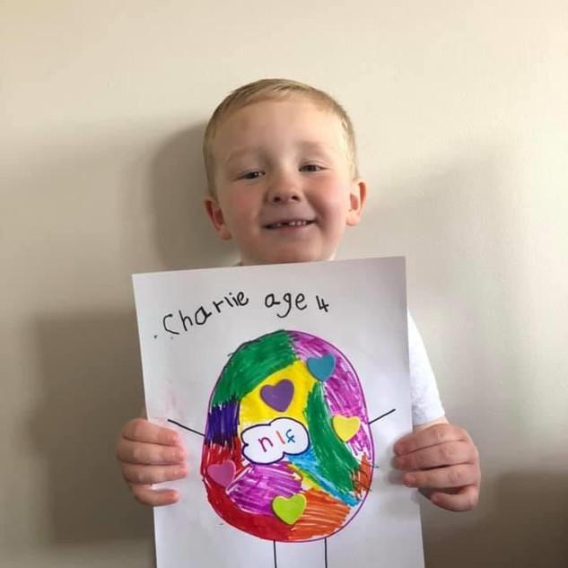 Charlie - Age 4