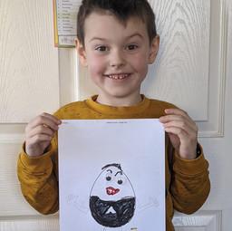 Alfie - Age 6
