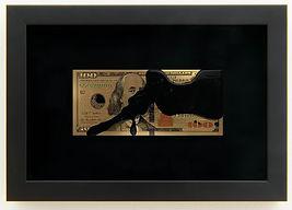 6.-Avelino Sala Black Rain $100-3 dollar