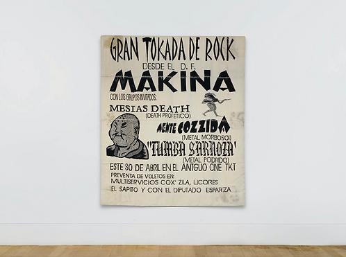 CRISTIAN FRANCO - MAKINA
