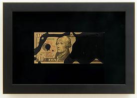 13.-Avelino Sala Black Rain $10 dollar,