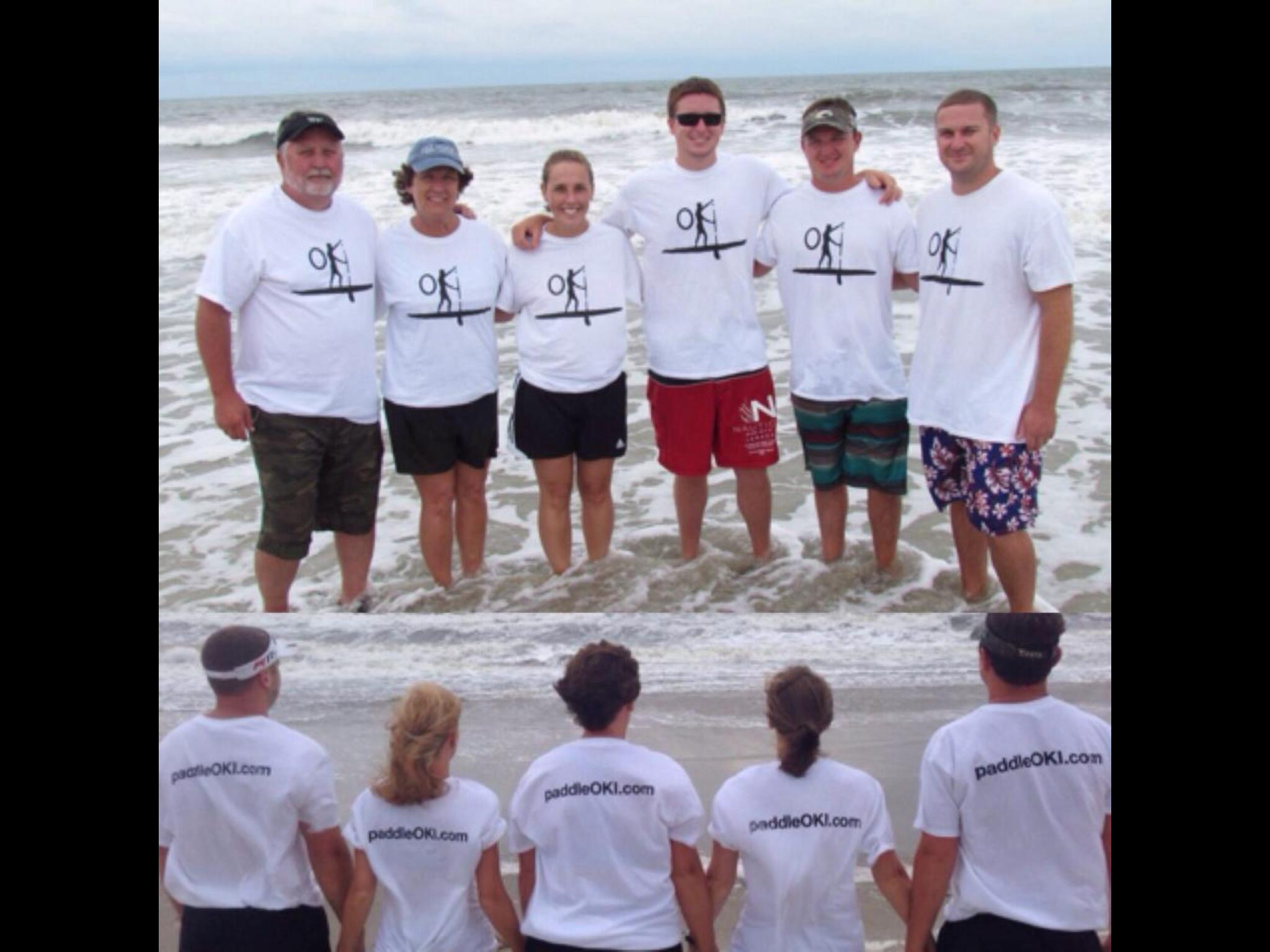 paddleOKI T-Shirts
