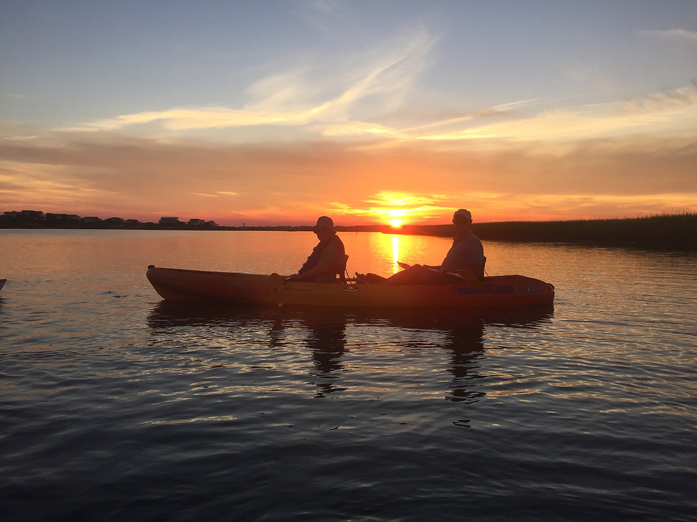 Oak Island Kayak Lessons