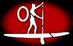 The Original paddleOKI Logo