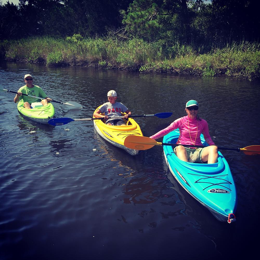 Davis Creek Kayak Rentals