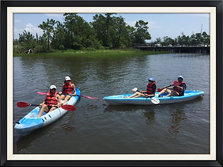 Kayak Rental Oak Island