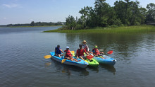 Summer Kayak & SUP Tours