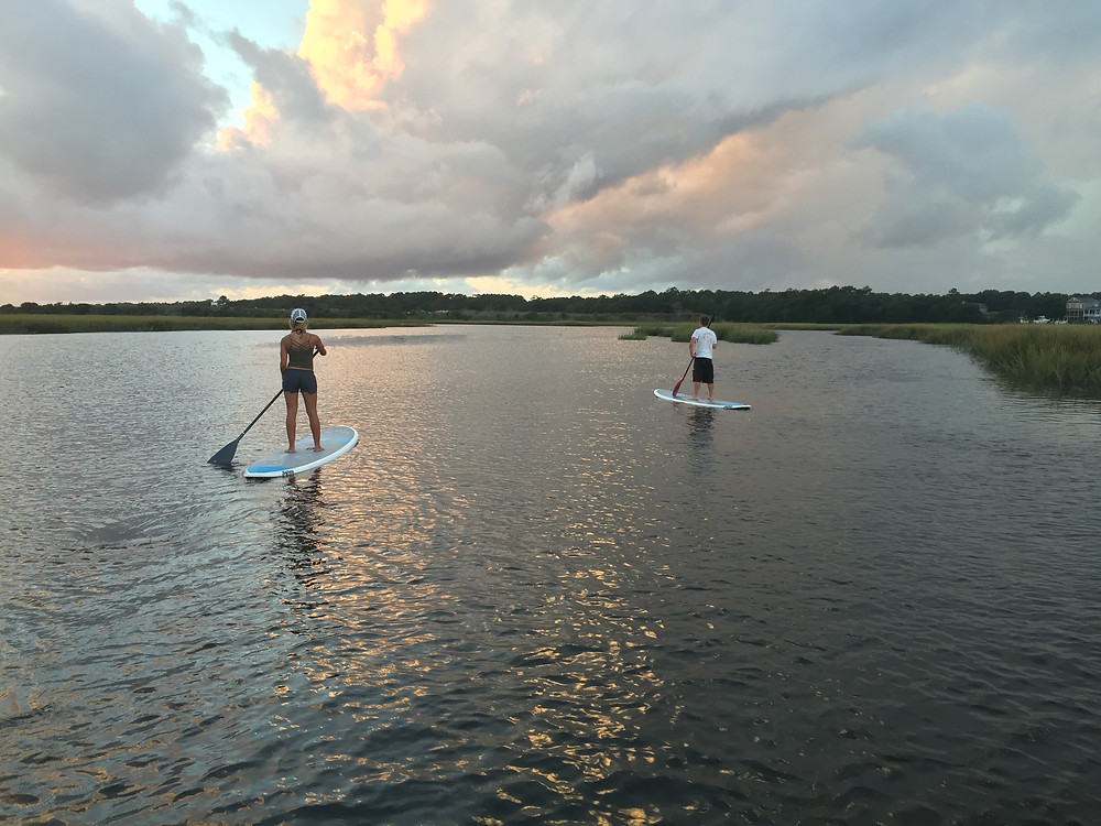 Oak Island SUP Tours