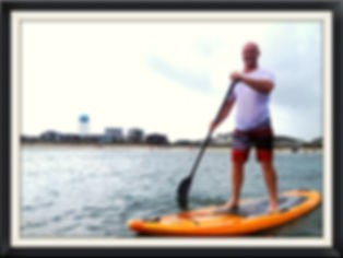 Oak Island Beach Standup Paddle Board Rental Equipment