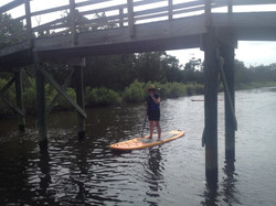 Standup Paddle Boarding Is Awesome!