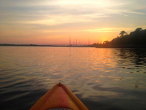 Sit On Kayak Oak Island Rental