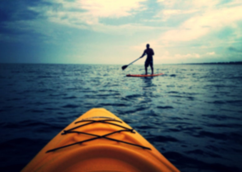 Rent Stand Up Paddle Board NC