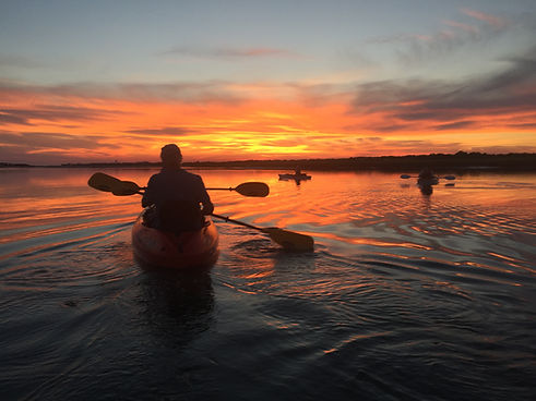 Sunset Beach NC Kayak Rentals