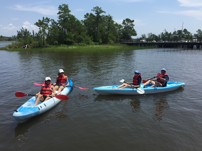End of Season Sale: SUPs, Kayaks & Bikes on Oak Island, NC