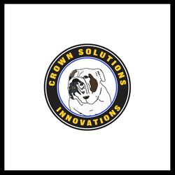 Crown Solutions Insurance Logo Design