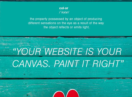 Color psychology: how colors affect your site