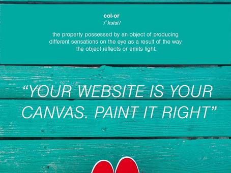 Color psychology: how colors affect your site