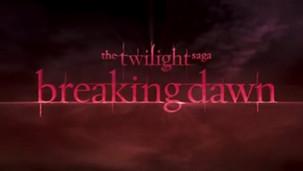 The twilight Saga, Breaking Dawn
