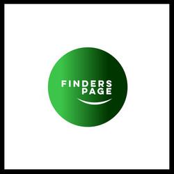 Finders Page Logo Design