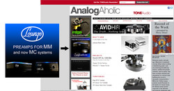 AnalogAholic Ad Design