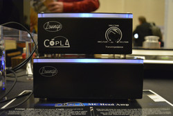 Copla from Lounge Audio logo Design
