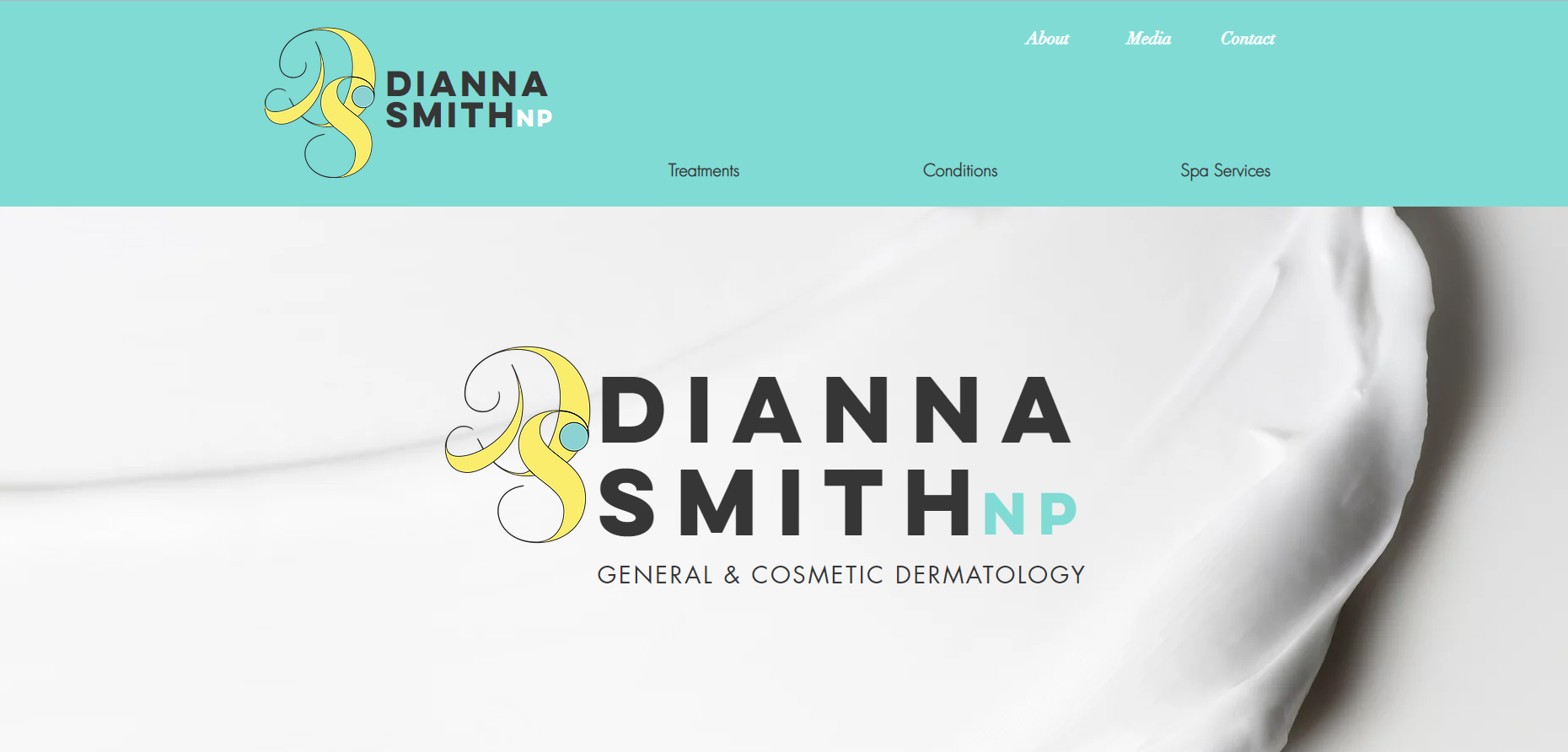Dianna Smith Logo Design