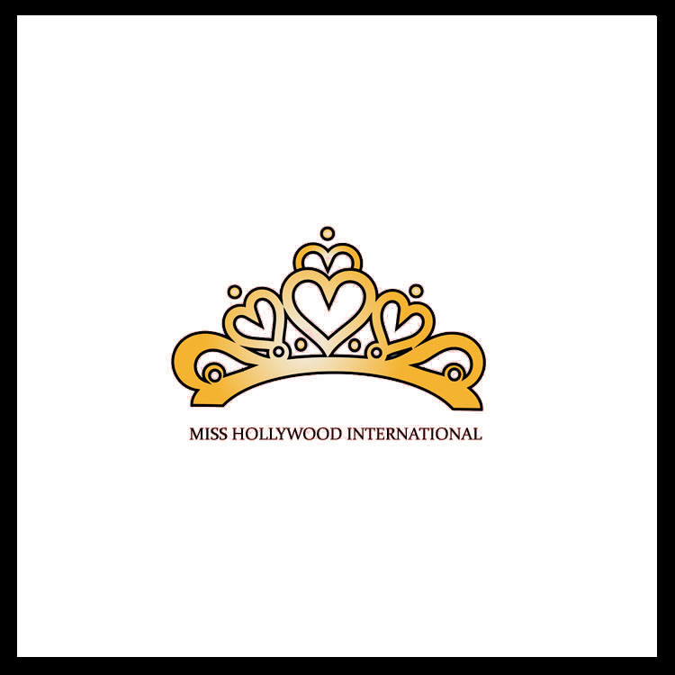 Miss Hollywood International Logo Design