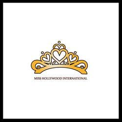 Miss Hollywood International Logo Design