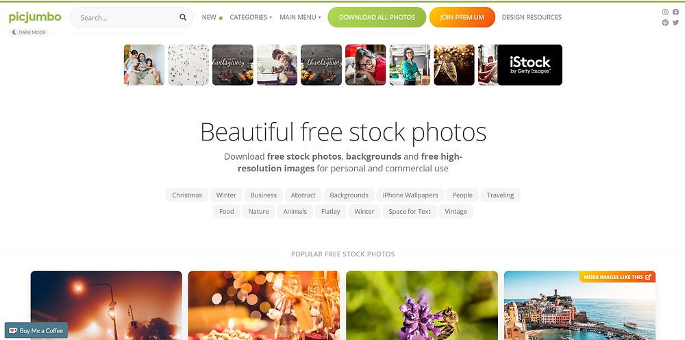 Picjumbo free photography