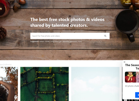 Royalty Free Photography Resources You Must Know