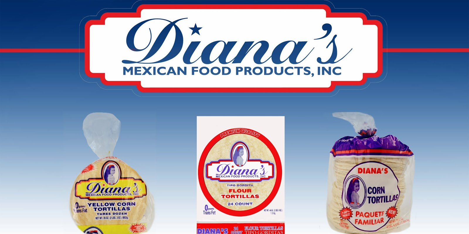 Diana's Mexican Products