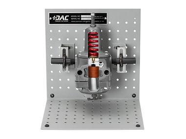 Air Pressure Regulator Cutaway, Control
