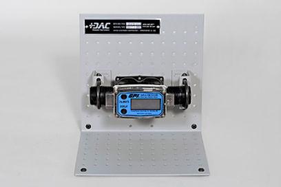 Turbine Flow Meter Cutaway - Process Ins