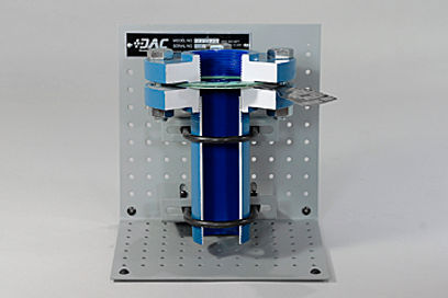 Rupture Disk Assembly Cutaway - Process