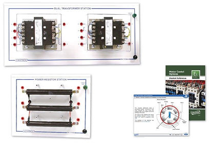 reduced-voltage-starting-training-system